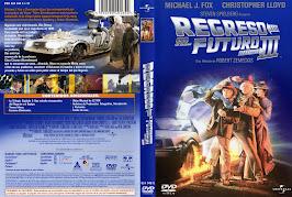 Regreso al futuro III (1990) - Carátula