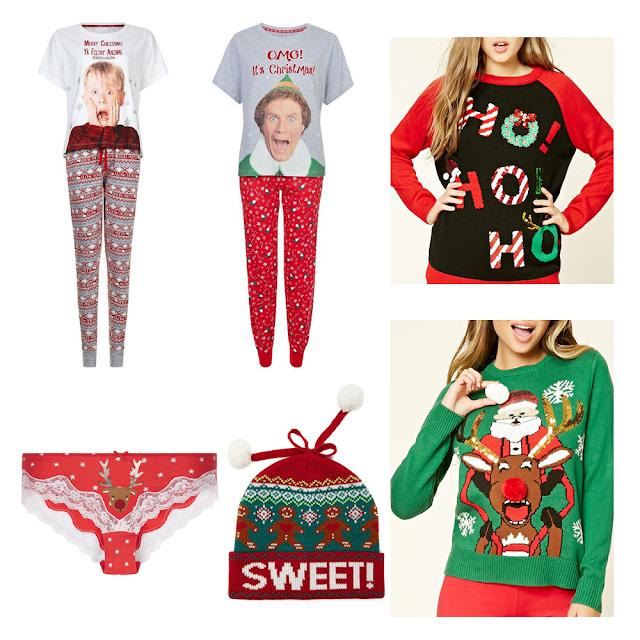 Pyjamas et accessoires de Noël