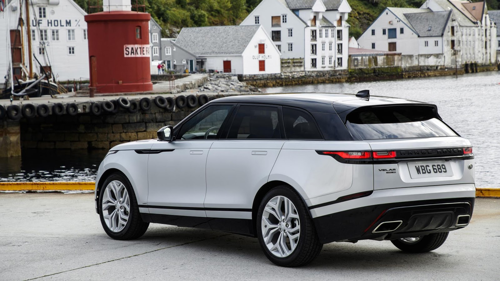 Land Rover Height Dimensions Land Rover Range Rover Velar The Automotive World