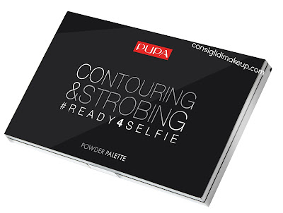 Preview: Contouring & Strobing #ready4selfie Palette - Pupa