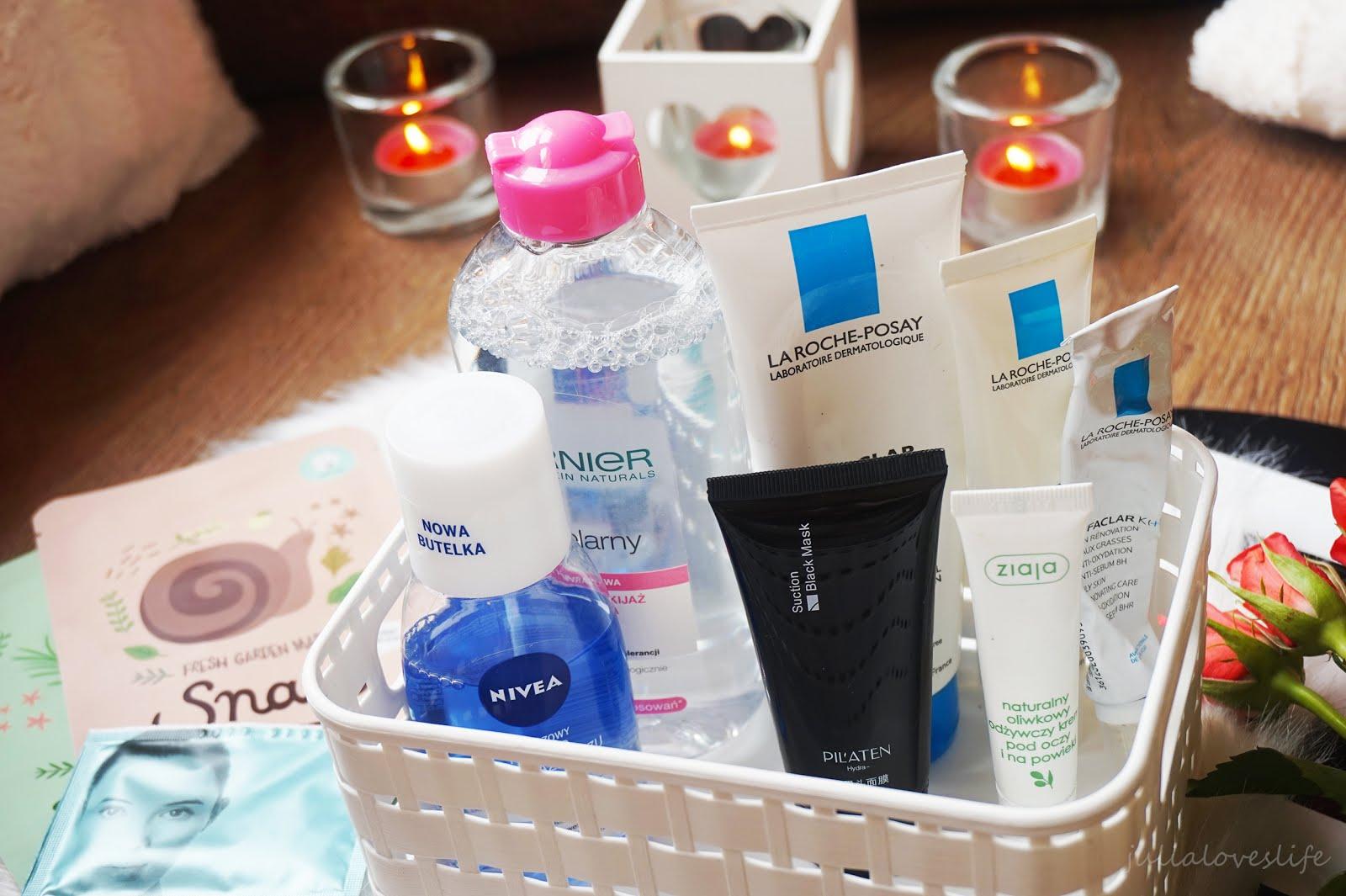 Wyzwanie #opróżniamykosmetyczki z Trusted Cosmetics | #2 - pielęgnacja twarzy