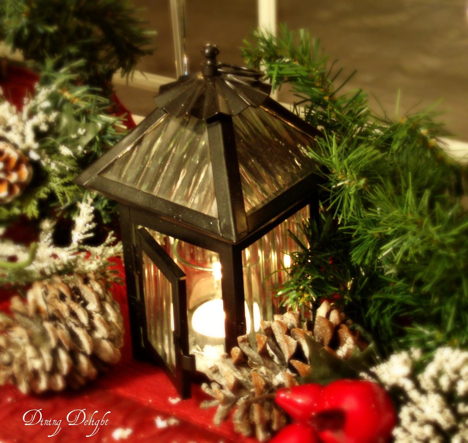 Dining Delight Christmas Lantern Buffet : BlackChristmasLantern from dining-delight.blogspot.com size 1600 x 1514 jpeg 325kB