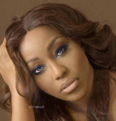 See How TY Bello Transformed Rita Dominic (Photo)