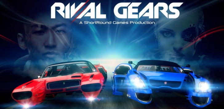 Rival Gears Android FULL APK OBB İndir - androidliyim.com