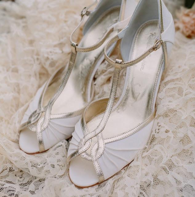 zapatos de novia y fiesta