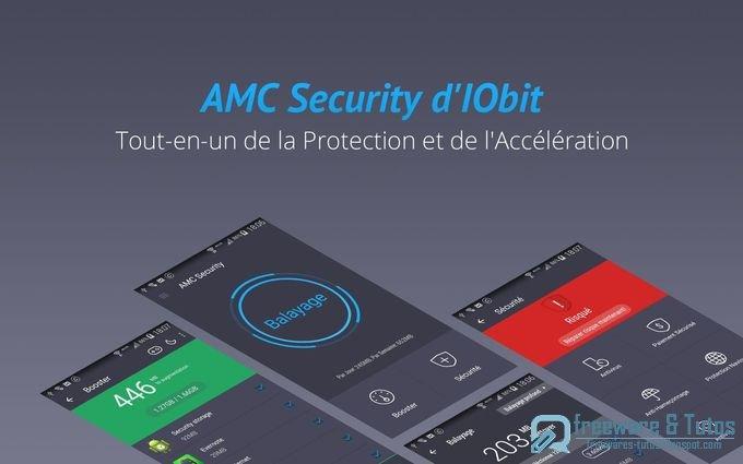 amc security une application pour s curiser et optimiser votre appareil android freewares. Black Bedroom Furniture Sets. Home Design Ideas