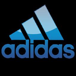 adidas 3d trefoil logo