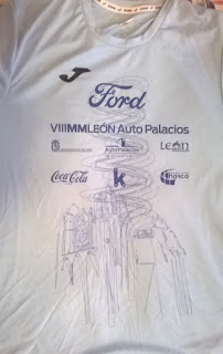 camiseta carrera