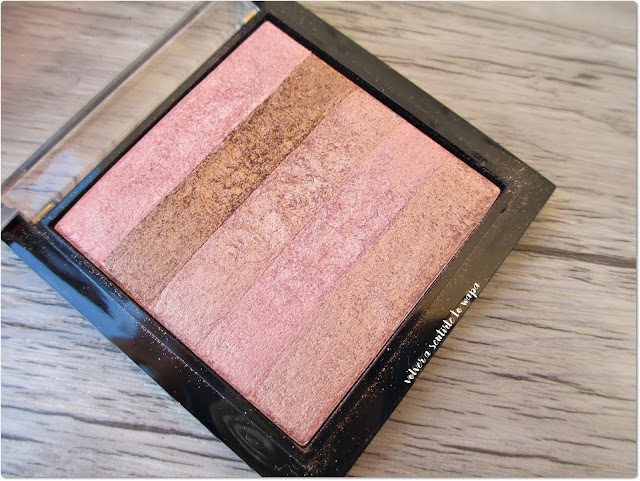 Shimmer Bronzer de VIVO - Fully Loaded Shimmer