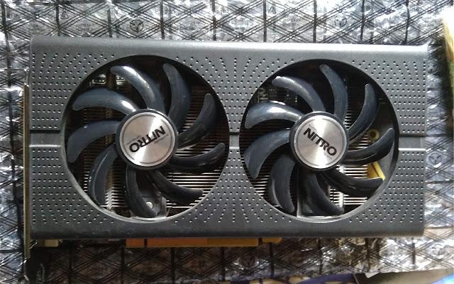 Sapphire: AMD Radeon RX460 (4GB)