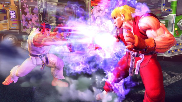 Ultra Street Fighter IV Game Download PC