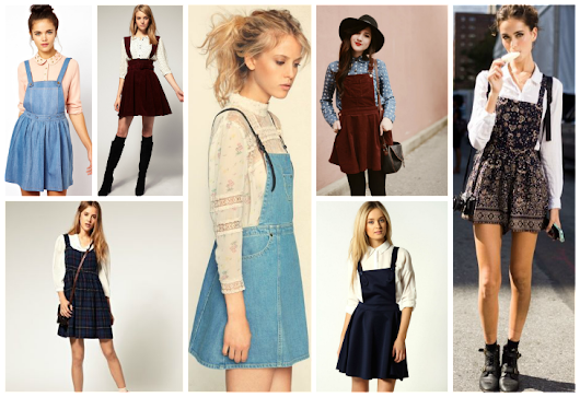 PINSPIRATION - THE PINAFORE DRESS