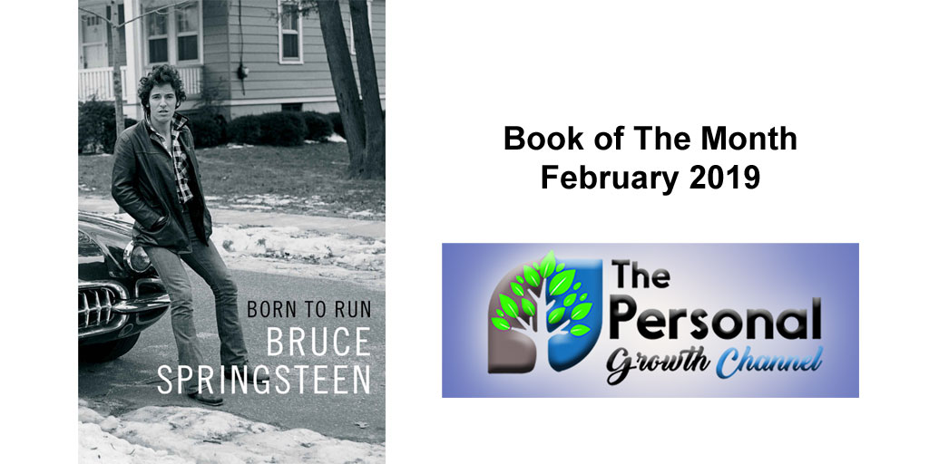 Personal Development Book of the Month Born to Run