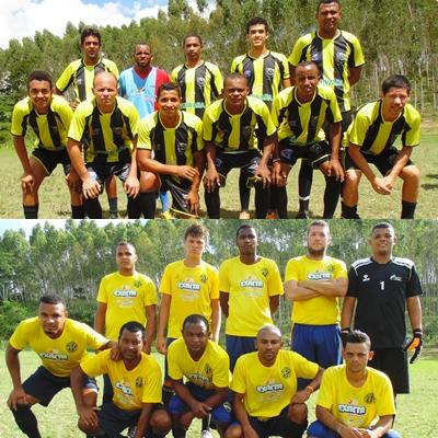 Amigos e União fazem a final do Torneio de Futebol de Campo