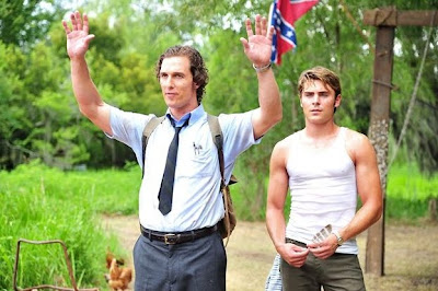 Paperboy Película protagonizada por Matthew McConaughey y Zac Efron