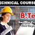 B.Tech Civil Engineering in One Year Graduation