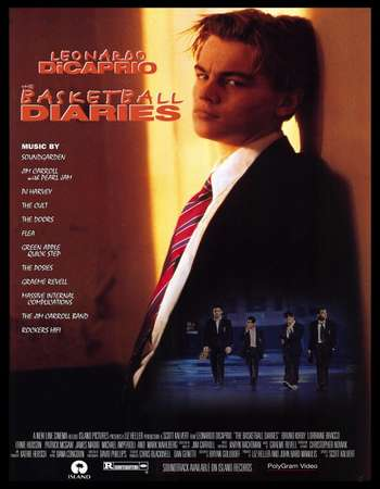 Poster Of The Basketball Diaries 1995 English 300MB BRRip 480p ESubs Free Download Watch Online Worldfree4u