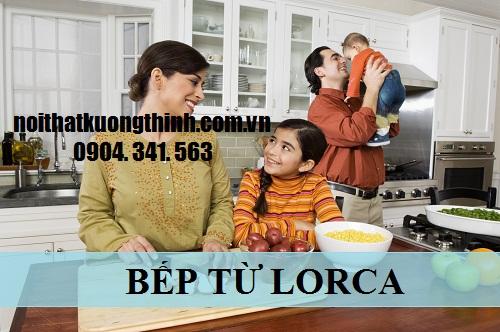 Nội thất Kường Thịnh bán bếp từ Lorca tại Thái Bình