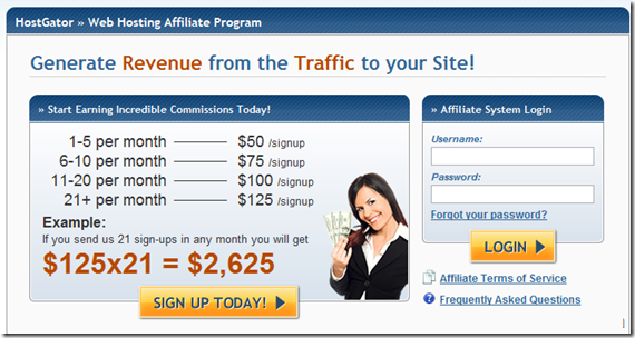 How to Make Money from Hostgator Affiliate Program : eAskme
