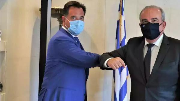 """Σε «καραντίνα» Άδωνις Γεωργιάδης και Νίκος Παπαθανάσης,  αυτοί δεν θα το """"σκάσουν"""" από τα νοσοκομεία"""