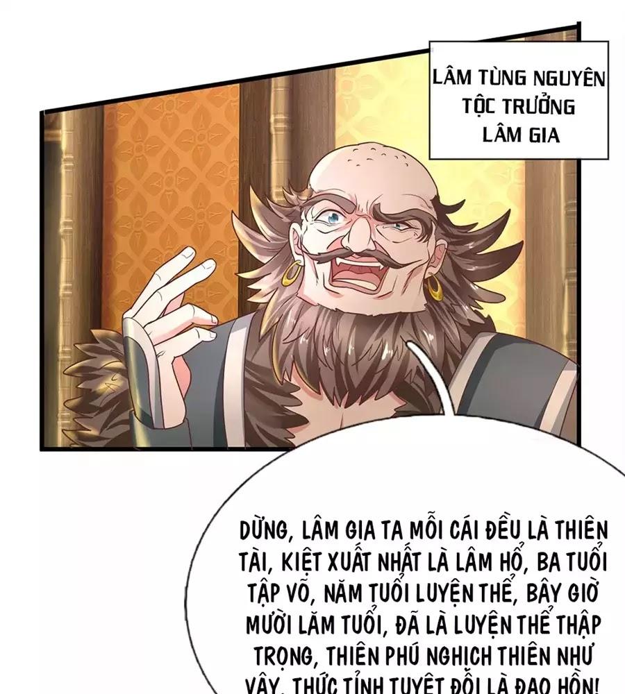 Tu La Kiếm Tôn chap 1 - Trang 79