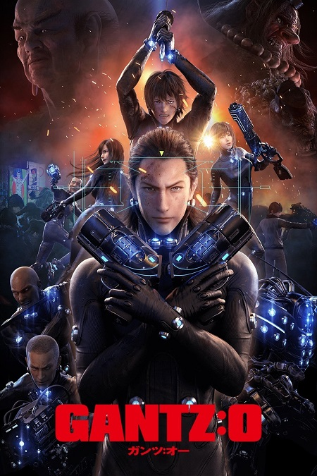 Gantz: O (2016) m1080p BDRip 12GB mkv Dual Audio DTS-HD 5.1 ch