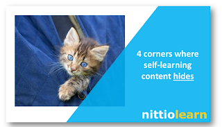 4 corners where self-learning content hides