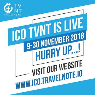 ICO Travelnote
