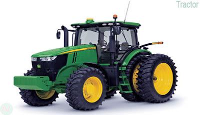 Tractor, ট্রাক্টার