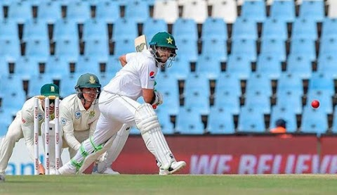 Pakistan, South Africa looked like a clean sweep of the single