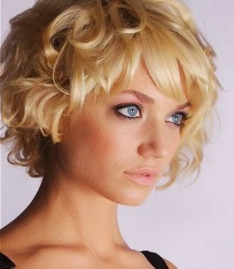 Frisuren Kurz Locken Damen