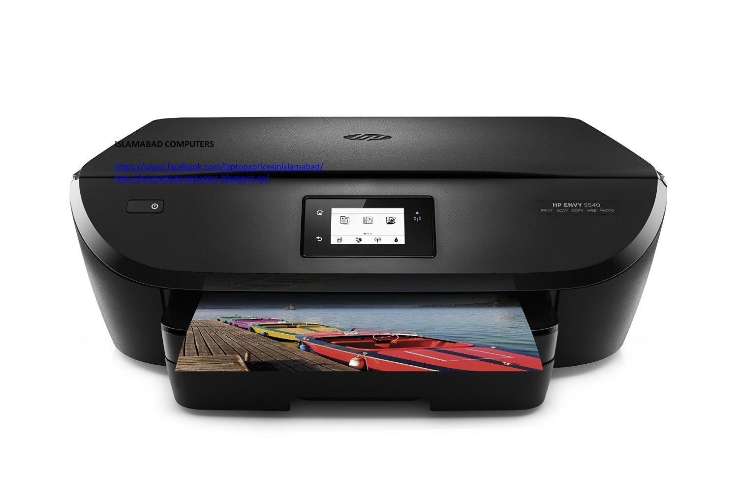Siqarah IT Solutions : HP ENVY 5540 All-in-One Printer Price
