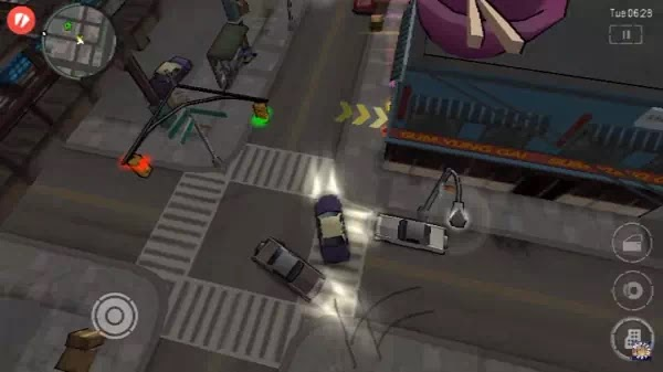 GTA Chinatown Wars Lite V1.01 Mod Full Unlock By Taufiq
