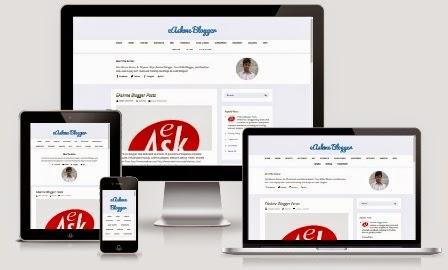 Siril Responsive Blogger Template : eAskme
