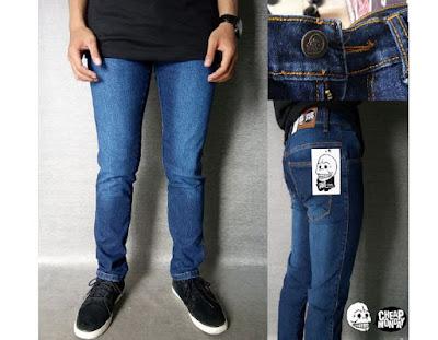 Celana Jeans Cheap Monday Premium SKinny Pria