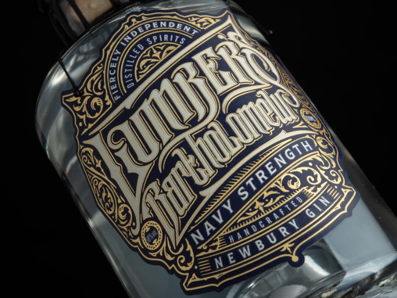 Lumber's Bartholomew Gin
