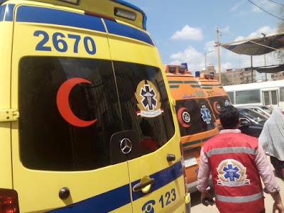 ⭕ وفاة مواطن وإصابة 9 آخرون من بينهم 7 أطفال من أسرة واحدة في حادث تصادم بالمنوفية.. وبيان أمني بالتفاصيل