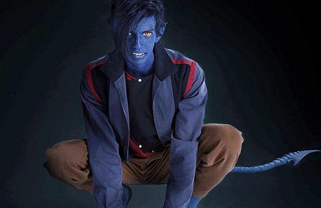 Kodi Smit-McPhee este Kurt Wagner (Nightcrawler) în X-Men: Apocalypse