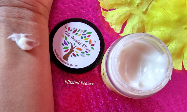 The Herbal Blend Body Butter Review
