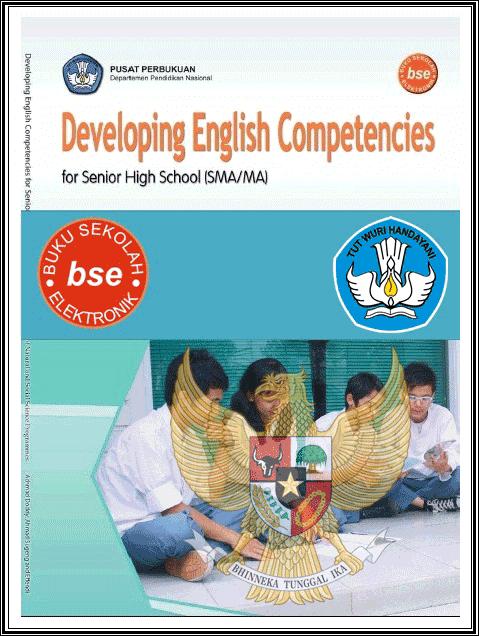Kumpulan Buku Paket Bahasa Inggris SMA/MA KTSP 2006