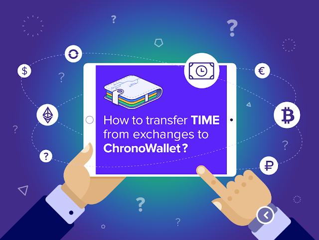 Cách tạo và sử dụng ví Time