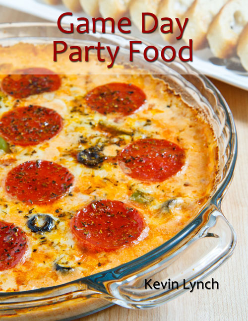 Game Day Party Food eCookbook - Get your copy now!