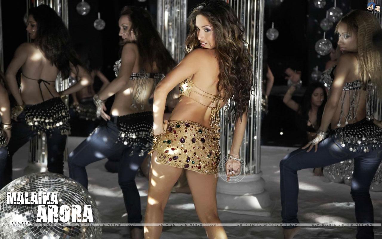Indian Video Sexy Hot Nude Bikini Wallpapers - Malaika -9852