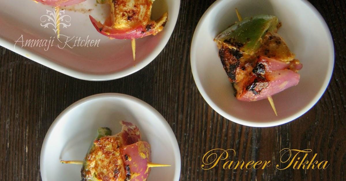 Indian Food Paneer Paratha