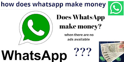 How Does Whatsapp Make Money? Whatsapp Revenue Model | My Technical News