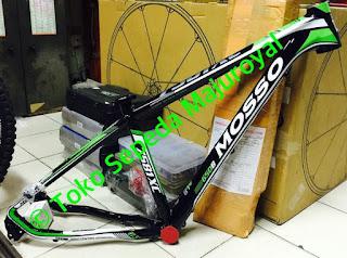 Frame Mosso 7581 frame 27,5 inch atau 650B