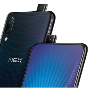 Vivo Nex S most innovative Smartphone of the year