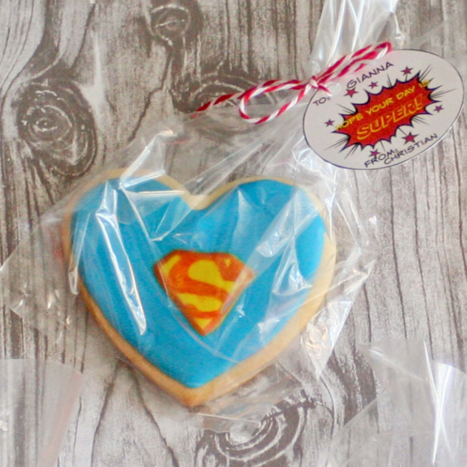 Superhero Sugar Cookies with free printables | jordansonion.com #superman #spiderman #batman #greenlatern