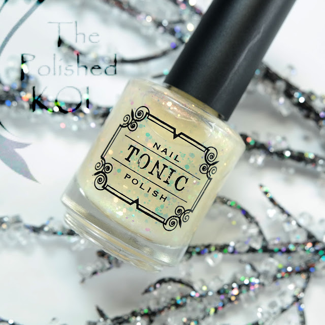 Tonic Polish Snow Globe