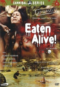 TOP 15 HORROR MOVIES INSPIRED BY REAL PEOPLE 14. Eaten Alive (1980)